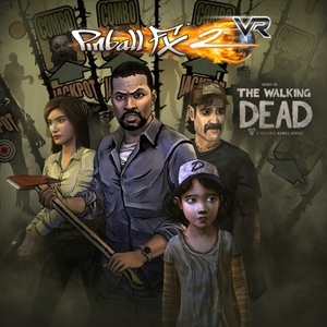 Pinball FX2 VR The Walking Dead