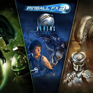 Pinball FX3 Aliens vs Pinball