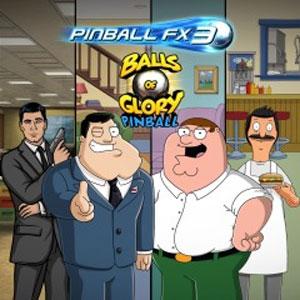 Pinball FX3 Balls of Glory Pinball