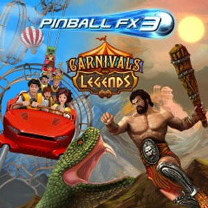 Buy Pinball FX3 Carnivals and Legends Xbox One Compare Prices