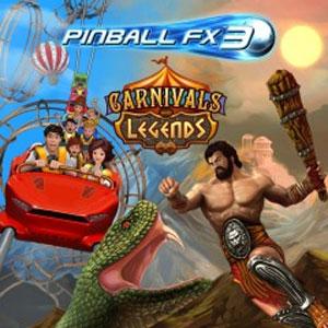 Pinball FX3 Carnivals and Legends