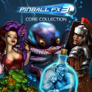 Pinball FX3 Core Collection
