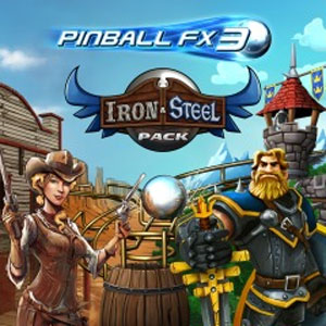 Pinball FX3 Iron and Steel Pack