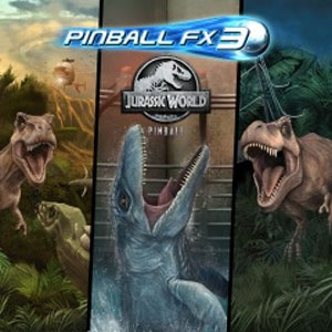 Buy Pinball FX3 Jurassic World Pinball Xbox One Compare Prices