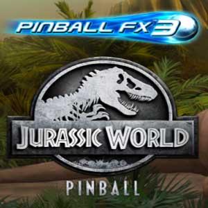 Buy Pinball FX3 Jurassic World Pinball CD Key Compare Prices