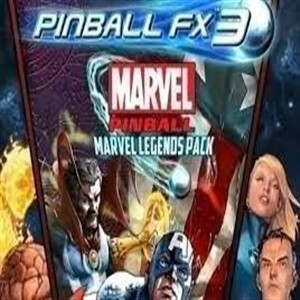 Pinball FX3 Marvel Pinball Cinematic Pack