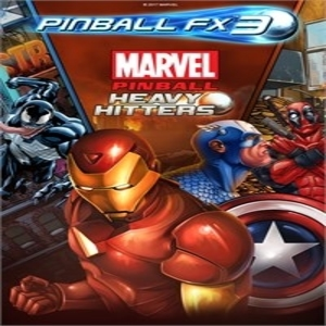 Buy Pinball FX3 Marvel Pinball Heavy Hitters Xbox One Compare Prices