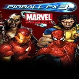 Pinball FX3 Marvel Pinball Original Pack