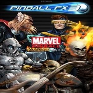 Pinball FX3 Marvel Pinball Vengeance and Virtue