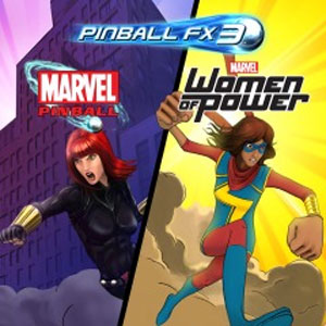 Buy Pinball FX3 Marvel's Women of Power CD Key Compare Prices
