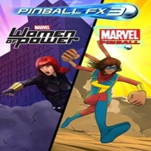 Pinball FX3 Marvel's Women of Power