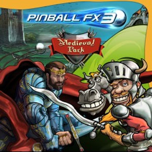 Buy Pinball FX3 Medieval Pack Nintendo Switch Compare Prices
