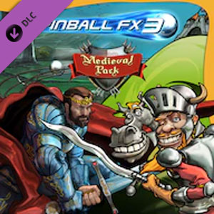 Pinball FX3 Medieval Pack