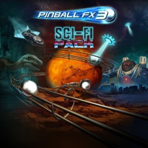 Pinball FX3 Sci-Fi Pack