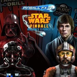 Pinball FX3 Star Wars Pinball Balance of the Force