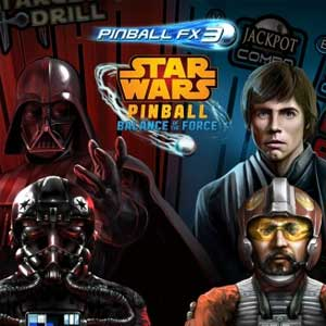 Pinball FX3 Star Wars Pinball Balance of the Force