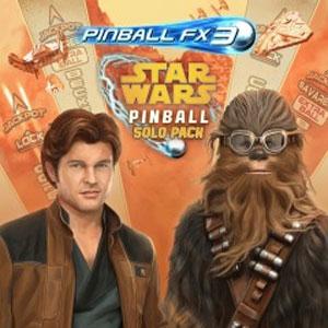 Pinball FX3 Star Wars Pinball Solo Pack