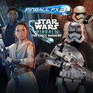 Pinball FX3 Star Wars Pinball The Force Awakens Pack