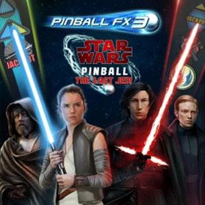 Pinball FX3 Star Wars Pinball The Last Jedi