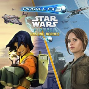 Buy Pinball FX3 Star Wars Pinball Unsung Heroes CD Key Compare Prices