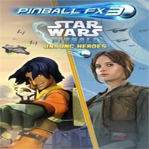 Pinball FX3 Star Wars Pinball Unsung Heroes