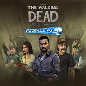 Pinball FX3 The Walking Dead
