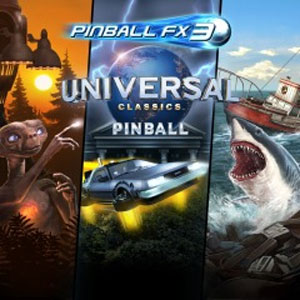 Buy Pinball FX3 Universal Classics Pinball PS4 Compare Prices