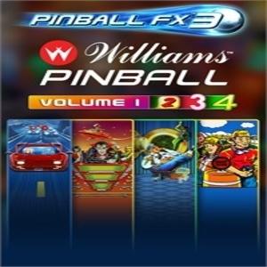 Pinball FX3 Williams Pinball Season 1 Bundle