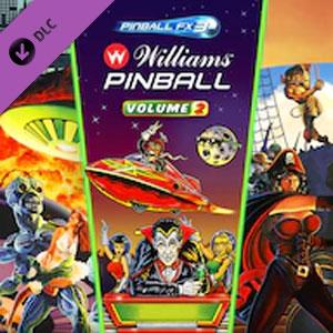 Pinball FX3 Williams Pinball Volume 2