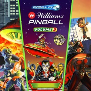 Pinball FX3 Williams Pinball Volume 2