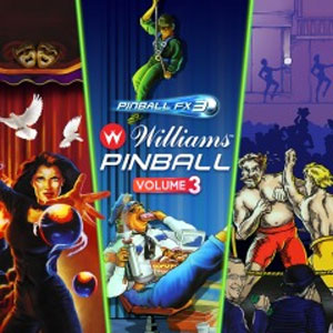 Pinball FX3 Williams Pinball Volume 3