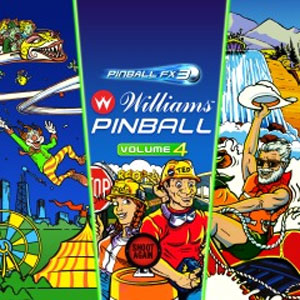 Pinball FX3 Williams Pinball Volume 4
