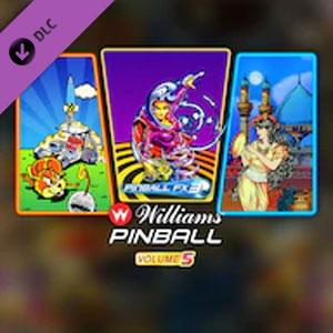 Pinball FX3 Williams Pinball Volume 5