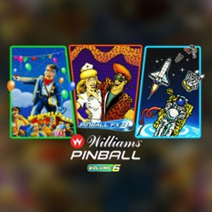 Pinball FX3 Williams Pinball Volume 6