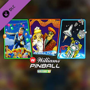 Pinball FX3 Williams Pinball Volume 6