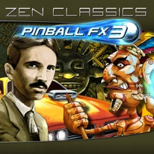 Buy Pinball FX3 Zen Classics PS4 Compare Prices