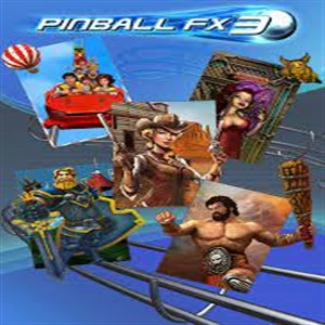 Pinball FX3 Zen Originals Season 2 Bundle