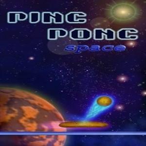 Ping Pong Space Retro Tennis
