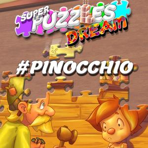 Pinocchio Super Puzzles Dream