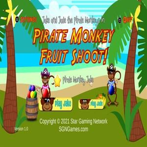 Pirate Monkey Fruit Shoot