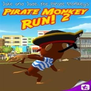 Pirate Monkey Run 2