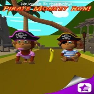 Pirate Monkey Run