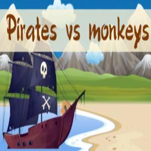 Pirates vs monkeys