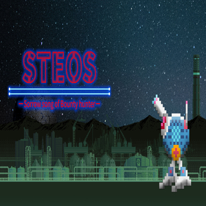 Pixel Game Maker Series STEOS Sorrow song of Bounty hunter
