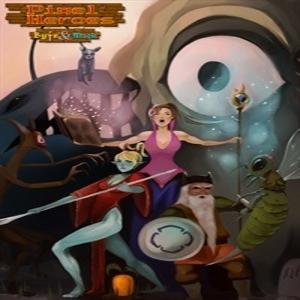 Pixel Heroes Byte & Magic