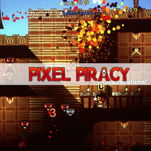 Buy Pixel Piracy Xbox One Code Compare Prices