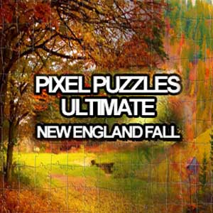 Pixel Puzzle Ultimate Puzzle Pack New England Fall