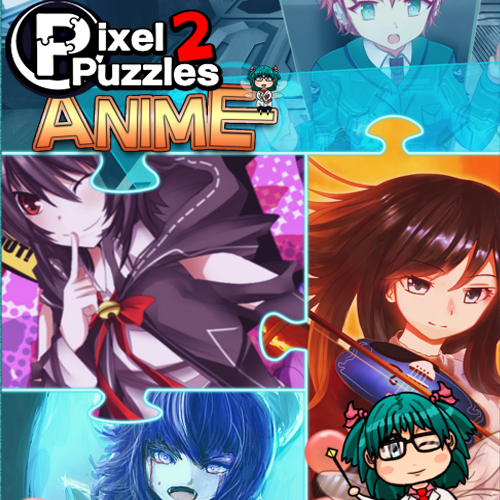 Buy Pixel Puzzles 2 Anime CD Key Compare Prices