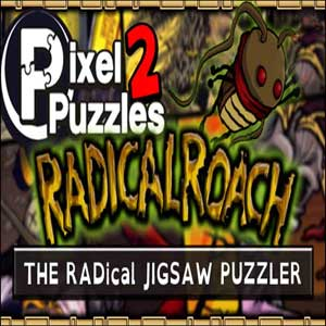 Buy Pixel Puzzles 2 RADical ROACH CD Key Compare Prices