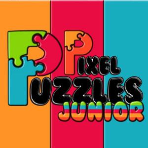 Pixel Puzzles Junior Jigsaw